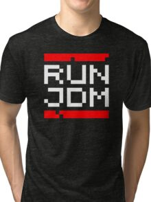 RUN JDM (2) Tri-blend T-Shirt
