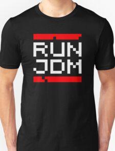 RUN JDM (2) Unisex T-Shirt