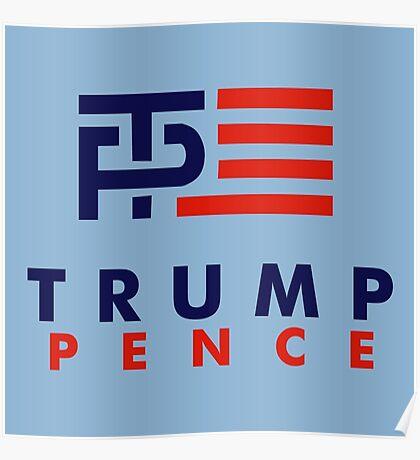 Trump Pence Poster