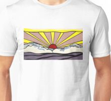 Sunset sunrise ? Unisex T-Shirt