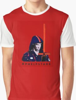 Death stare - Phelps Graphic T-Shirt
