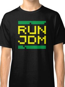 RUN JDM (3) Classic T-Shirt