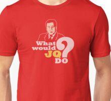WWJQD? Unisex T-Shirt