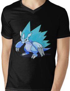 Alola Sandslash Mens V-Neck T-Shirt