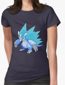 Alola Sandslash Womens Fitted T-Shirt