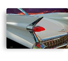 Daddy's Caddy I Canvas Print