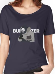 PAYDAY 2 - Elite Bulldozer Women's Relaxed Fit T-Shirt