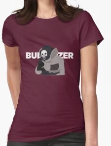 PAYDAY 2 - Elite Bulldozer Womens Fitted T-Shirt