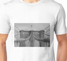 Brooklin bridge Unisex T-Shirt
