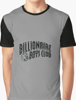Billionaire Boys Club Graphic T-Shirt