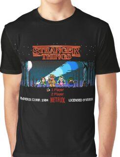 Stranger Things - Game Graphic T-Shirt