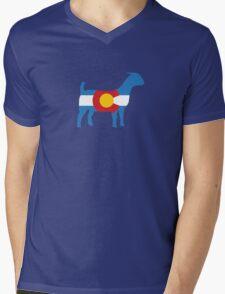 Boer Goat: Colorado Hometown Series Mens V-Neck T-Shirt