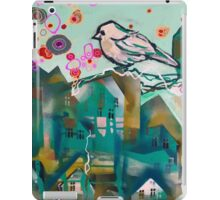 city bird II iPad Case/Skin