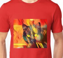 Molly in the Sunset Unisex T-Shirt