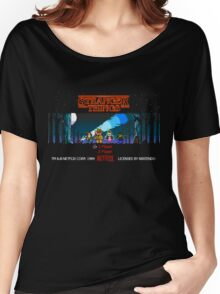 Stranger Things - Game Women's Relaxed Fit T-Shirt