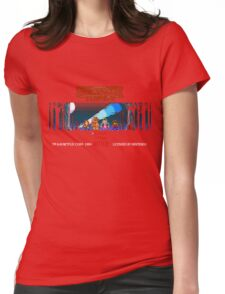 Stranger Things - Game Womens Fitted T-Shirt