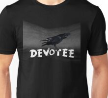 The Devotee's Crow and stars Unisex T-Shirt