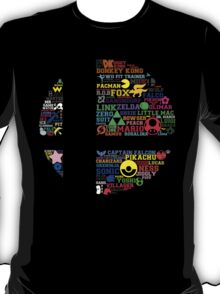 All Things Smash T-Shirt
