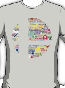 All Things Smash T-Shirt