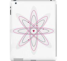 Atoms for love. iPad Case/Skin