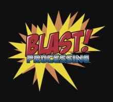 Blast Processing Kids Clothes