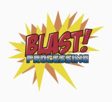 Blast Processing Kids Clothes