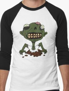Zom-B Men's Baseball ¾ T-Shirt