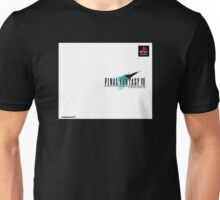 Final Fantasy VII Cover Unisex T-Shirt