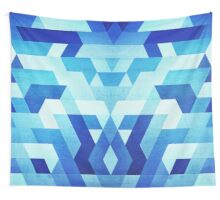 Abstract Geometry  Wall Tapestry