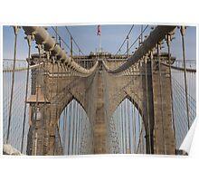Brooklin bridge Poster