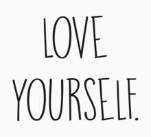Love Yourself Kids Tee