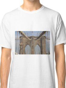 Brooklin bridge Classic T-Shirt
