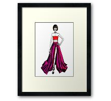Taylor Swift at the Grammys Framed Print