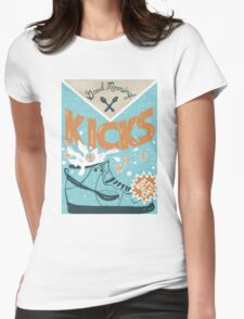K/CKS Womens Fitted T-Shirt