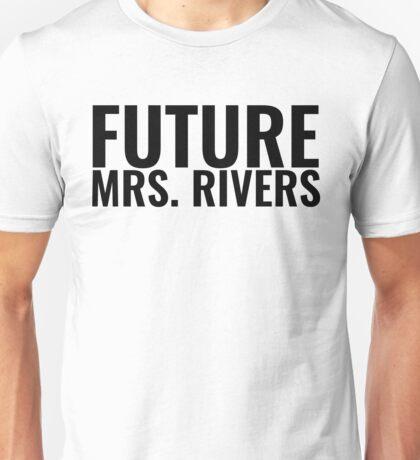 Future Mrs. Rivers Unisex T-Shirt
