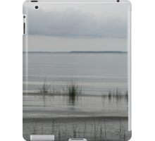 Soft and Silent Grays - the Beautiful Calmness of Overcast Days iPad Case/Skin
