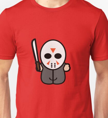Hello Jason (Friday the 13th) Unisex T-Shirt