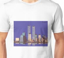 Memoirs of the World Trade Center Unisex T-Shirt