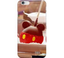 Mickey Candy Apple iPhone Case/Skin