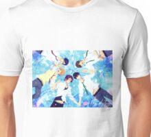 Swimming Free Unisex T-Shirt
