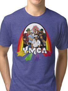 Village People - YMCA Tri-blend T-Shirt