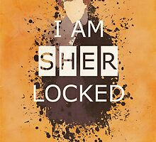 I AM SHER LOCKED  by kakha