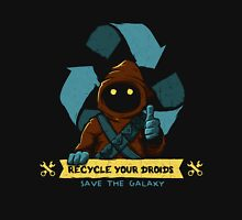 RECYCLE YOUR DROIDS ULTIMATE ! Unisex T-Shirt