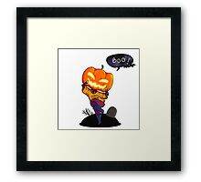Little Jacko Framed Print