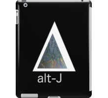 alt-J Triangle iPad Case/Skin