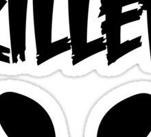 CEREAL KILLER (Muesli / cornflakes) Sticker