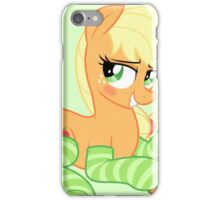 Applejack - Socks! iPhone Case/Skin