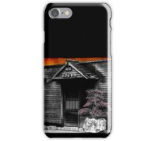 Marubushi iPhone Case/Skin