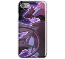 realistic hydreigon dragon iPhone Case/Skin