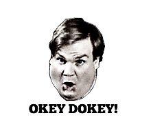 Tommy Boy Chris Farley- Okey Dokey! Photographic Print